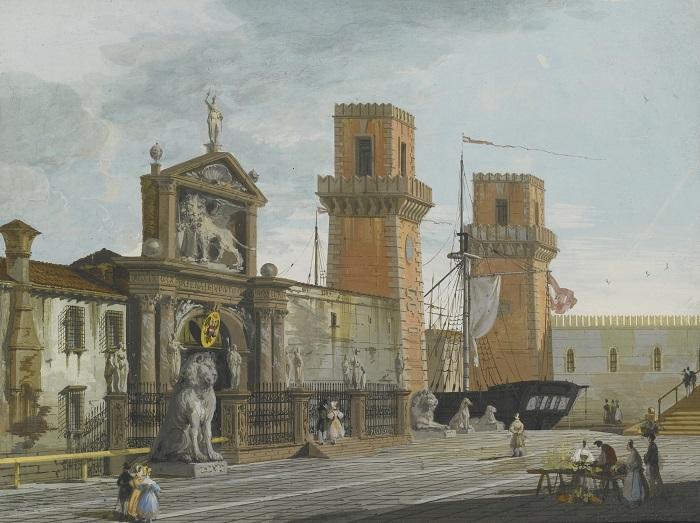 venezia storia