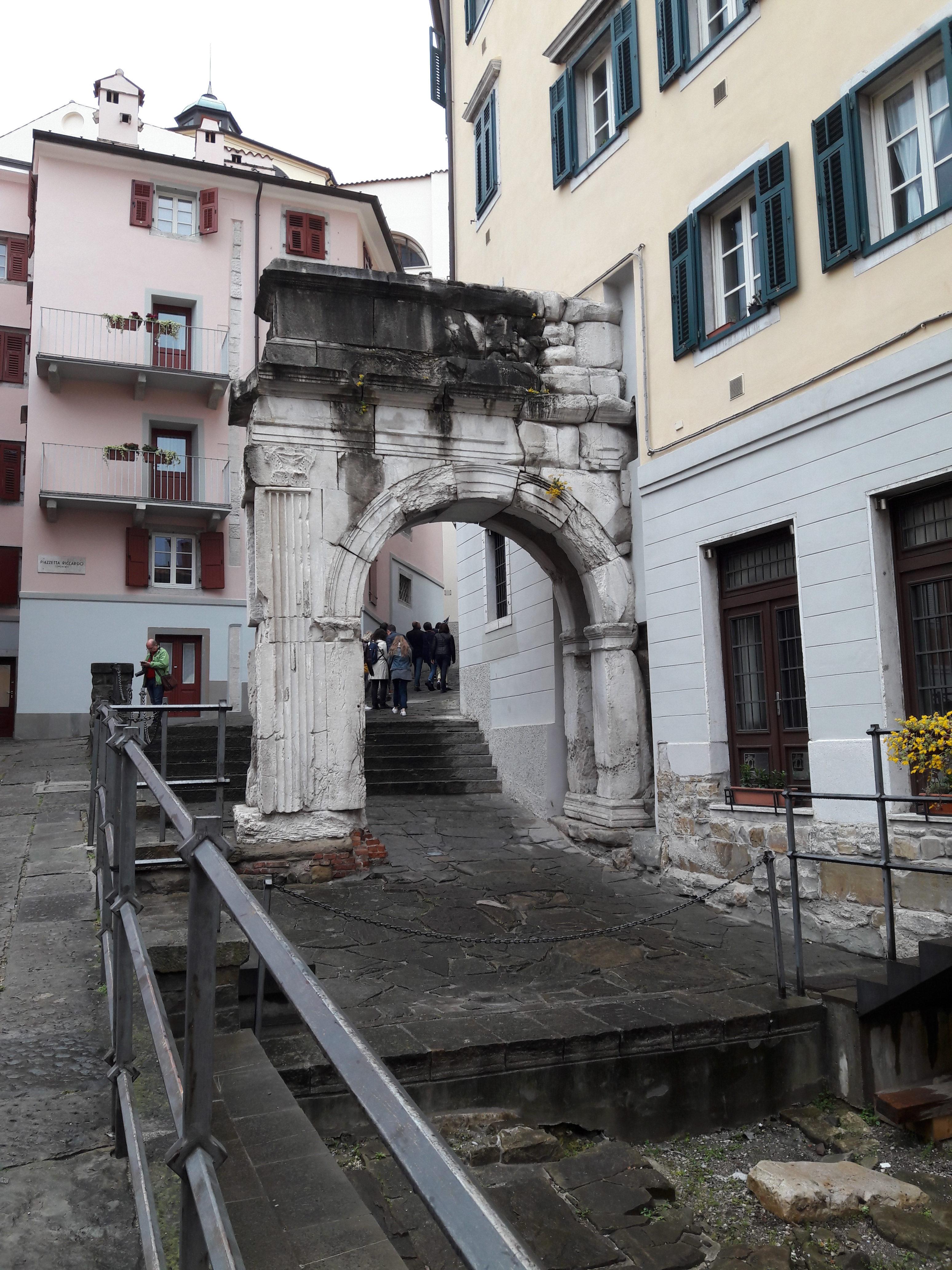 Trieste luoghi d'interesse